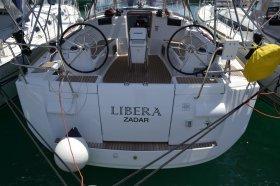 """Sun Odyssey 439 in Sukošan """"Libera"""""""