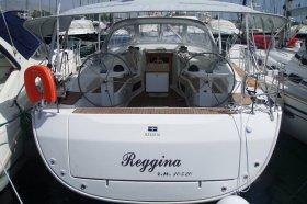 """Bavaria cruiser 45 in Preveza """"Reggina"""""""