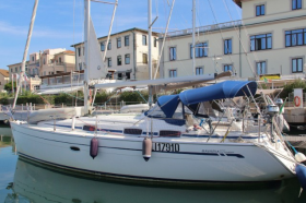 "Bavaria 37 cruiser in San Vincenzo ""Gigiona"""