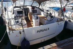 "Sun Odyssey 410 in Scarlino ""Monama II"""