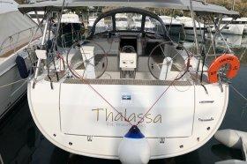 "Bavaria cruiser 51 in Athen ""Thalassa"""