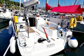 "Oceanis 30.1 in Split ""YODA"""