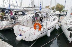 """Bavaria cruiser 41 in Athen """"Yvonne"""""""