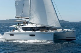 Fountaine Pajot Saba 50/ 4