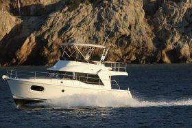 Swift Trawler 35 - Werftbild