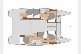 Fountaine Pajot Saba 50/ 6